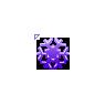 Light Purple Snowflake
