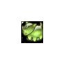 Cute Green Rhino