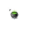Harry Potter - Boiling Green Ooze Caldron