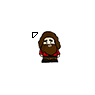 Harry Potter Chibi Rubeus Hagrid