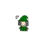 Harry Potter Chibi Professor Sprout