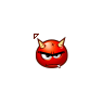 Devil Smiley 3