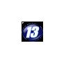 Number 13 - Nascar
