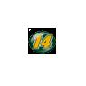Number 14 - Nascar