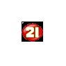 Number 21 - Nascar