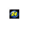Number 24 - Nascar