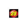 Number 25 - Nascar