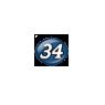 Number 34 - Nascar