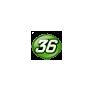 Number 36 - Nascar