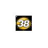Number 38 - Nascar