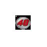 Number 40 - Nascar