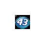 Number 43 - Nascar