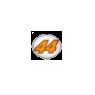 Number 44 - Nascar