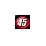 Number 45 - Nascar