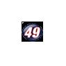 Number 49 - Nascar