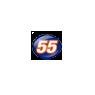 Number 55 - Nascar