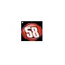 Number 58 - Nascar