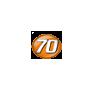 Number 70 - Nascar