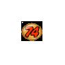 Number 74- Nascar