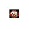 Number 78- Nascar