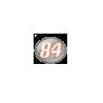Number 84- Nascar